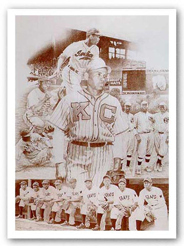 The Negro Leagues by Donald Scott