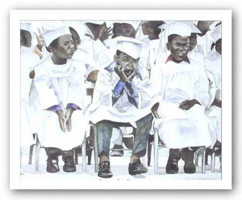 First Graduation by Kenneth Gatewood