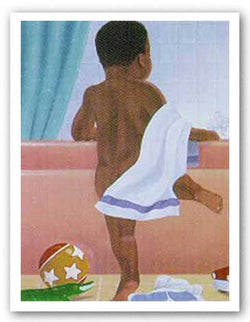 Bath Time Boy by Sydney Morgan