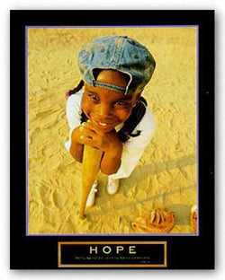 Hope - Softball by Motivational