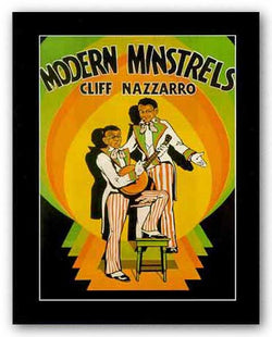Modern Minstrels by Reproduction Vintage Poster