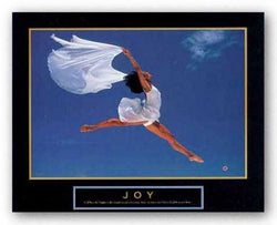 Joy - Leaping by Motivational
