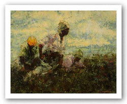 Cotton Pickers by Frank Cardozo Nicholas