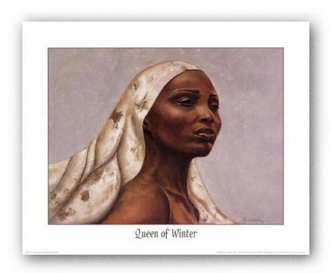 Queen of Winter by Marcella Hayes Muhammad
