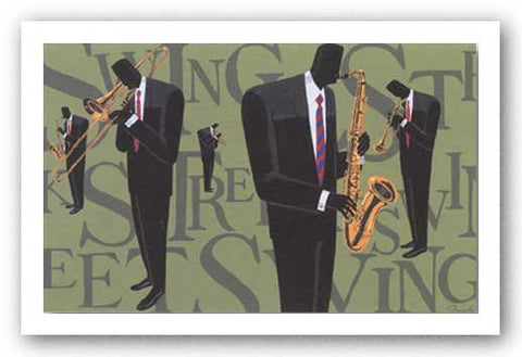 Swing Street Horns by Darryl Daniels