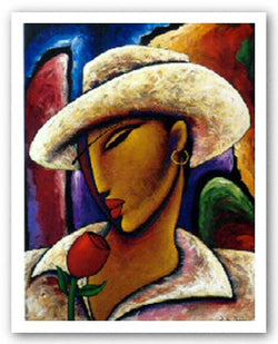 Red Rose by LaShun Beal