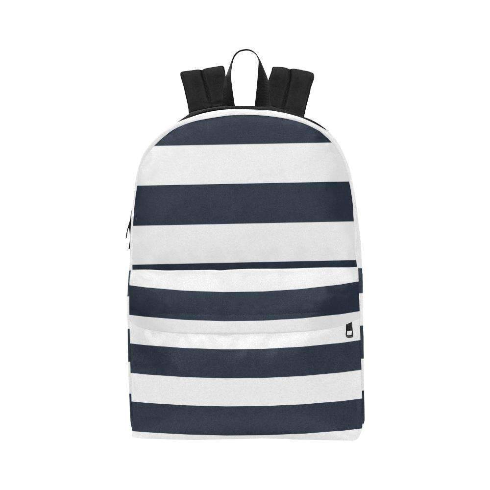 Sailor Backpack (Blue & White)