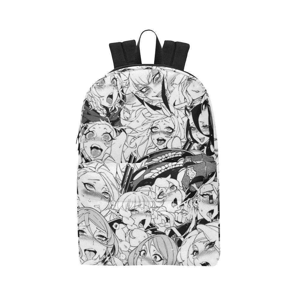 Ahegao Backpack