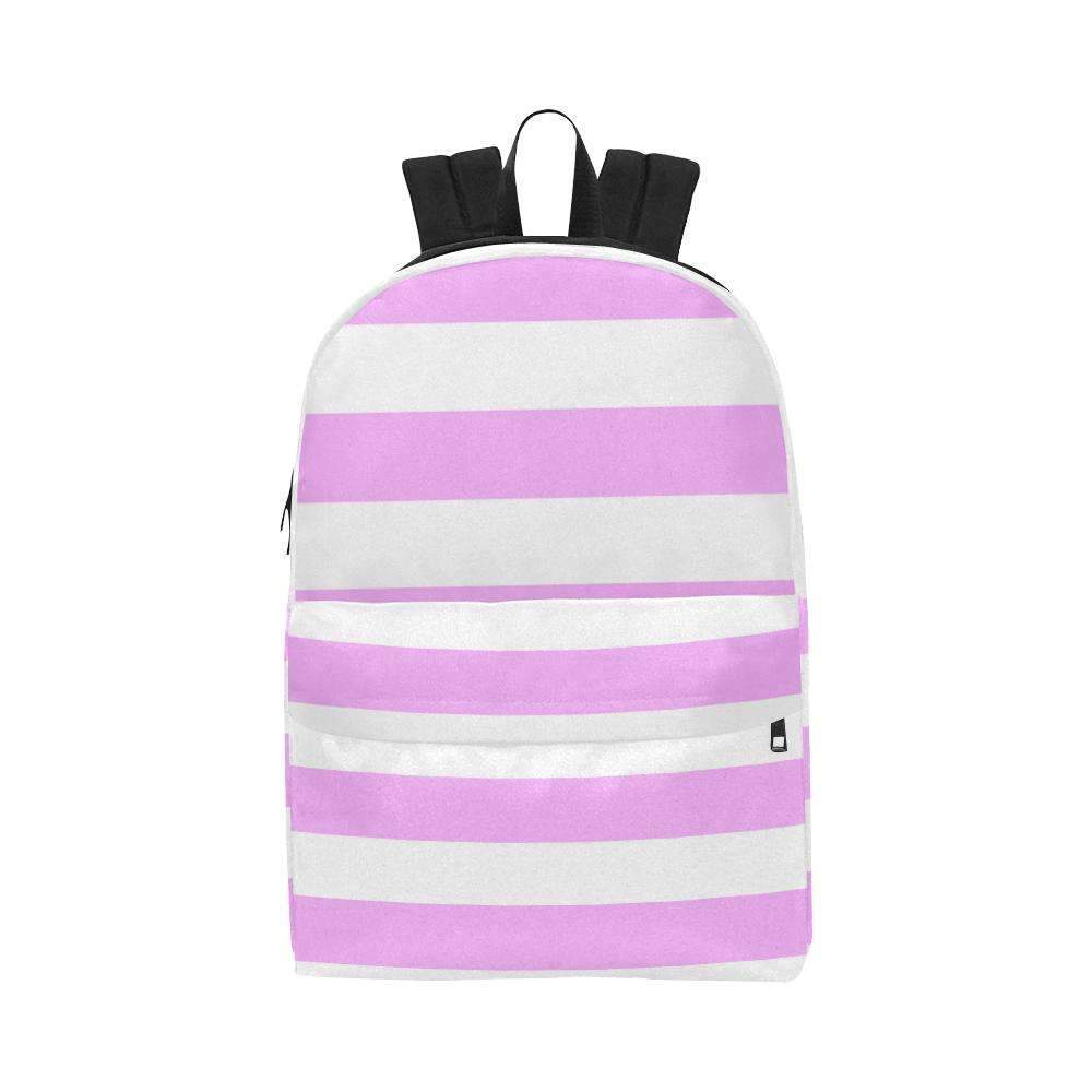 Sailor Backpack (Pink & White)