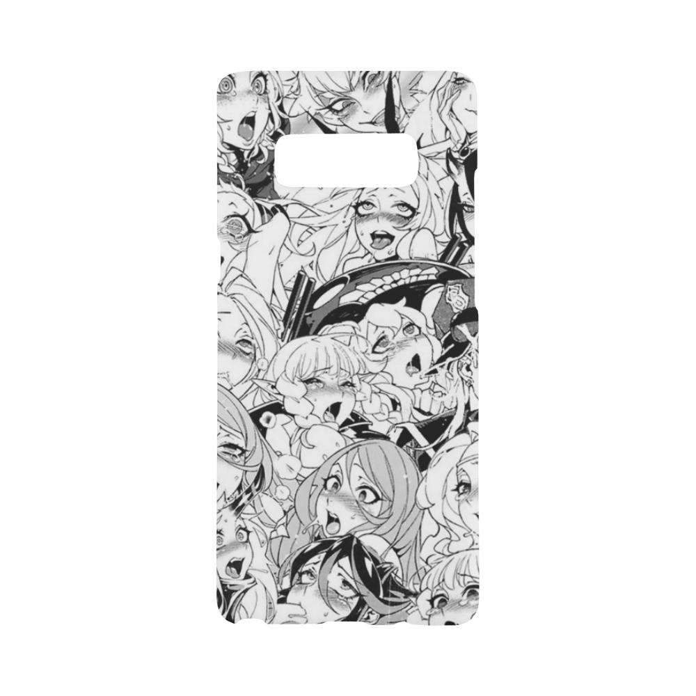 Ahegao Samsung Galaxy Note 8 Hard Case