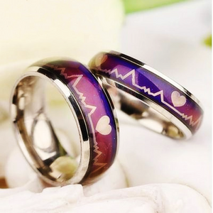 Color Changing, Heartbeat Mood Rings