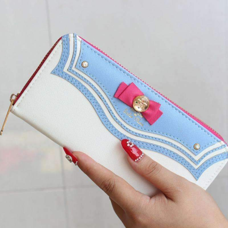 Sailor Faux Leather Wallet