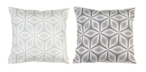 "Pillow (Set of 2) 17.5"" Cotton"