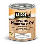 Saicos Hardwax Oil Clear Satin