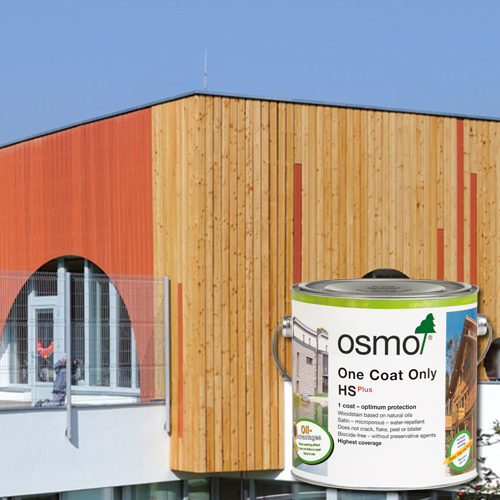 OSMO One Coat Only HS