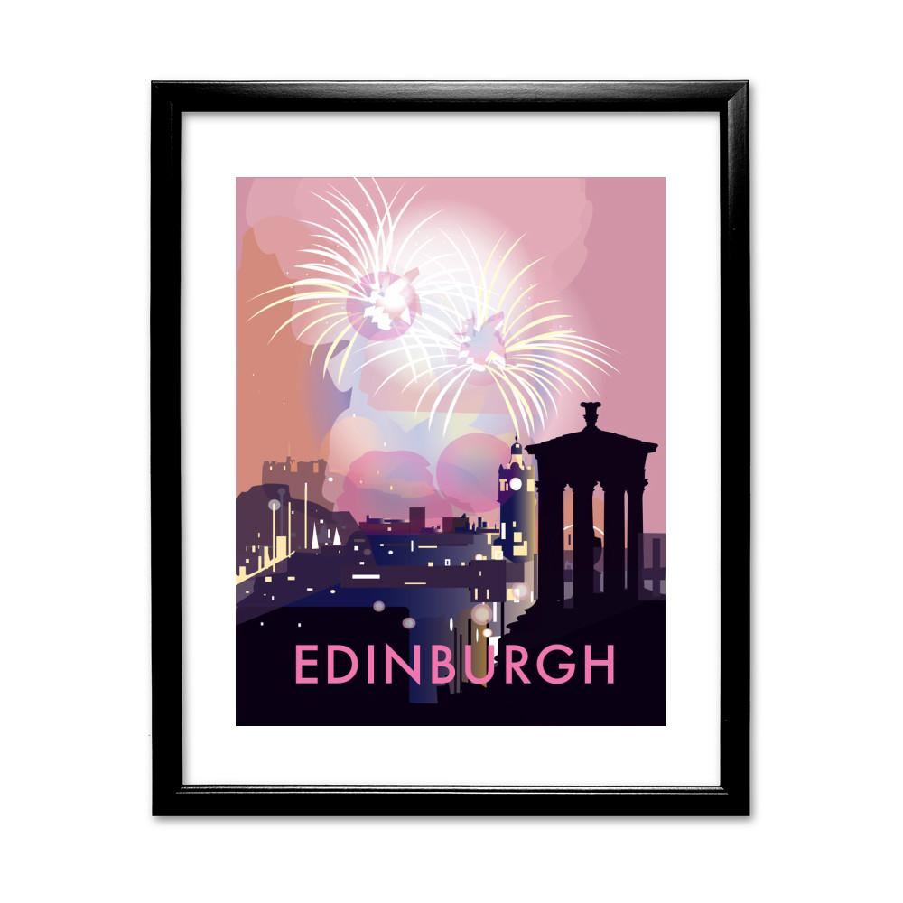 Edinburgh, the place to be for NYE