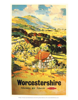 Things to see and do in Worcestershire