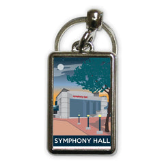 Symphony Hall Birmingham gifts www.loveyourlocation.co.uk