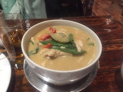 Thai Gallery Restaurant Worcester