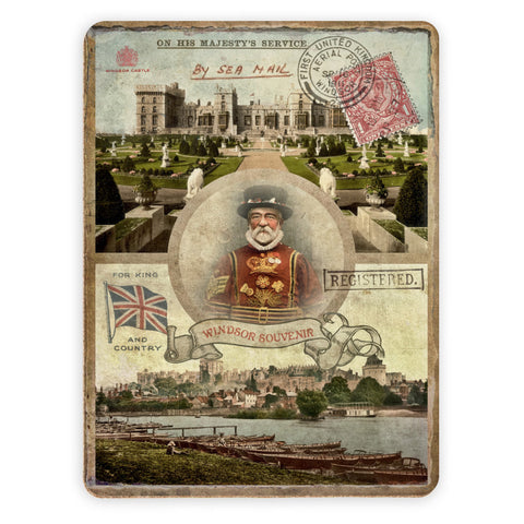 Windsor Castle Placemat