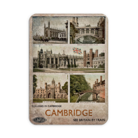 Cambridge Colleges Mouse Mat