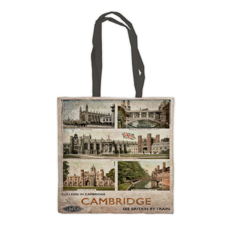 Cambridge Colleges Premium Tote Bag