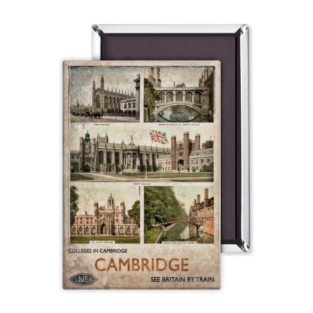 Cambridge Colleges Magnet
