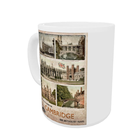 Cambridge Colleges Mug