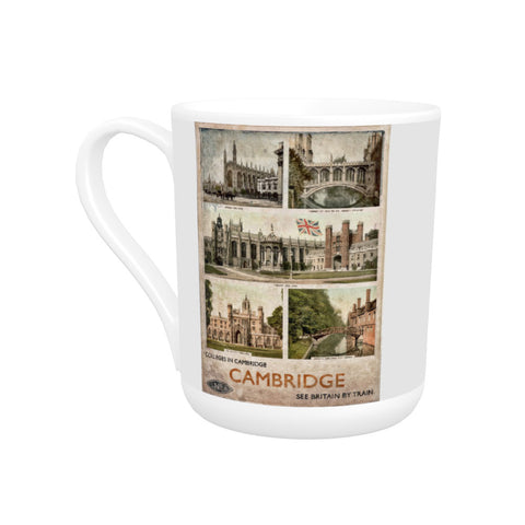 Cambridge Colleges Bone China Mug