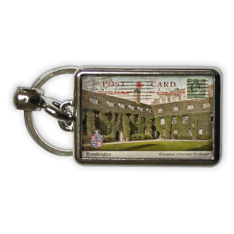 Corpus Christi College, Cambridge Metal Keyring