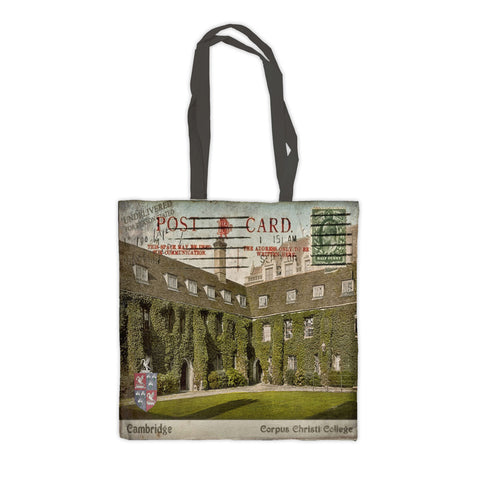 Corpus Christi College, Cambridge Premium Tote Bag