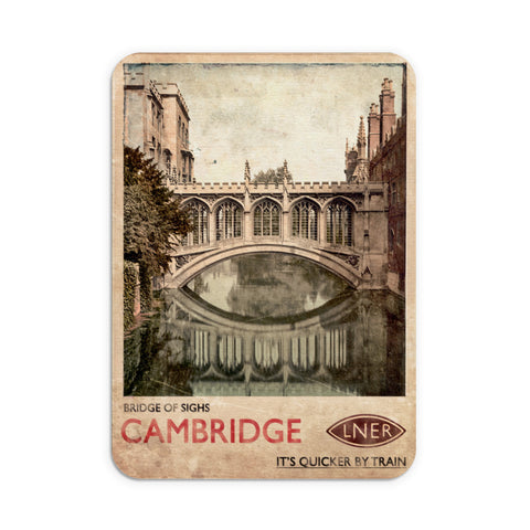Bridge of Sighs, Cambridge Mouse Mat