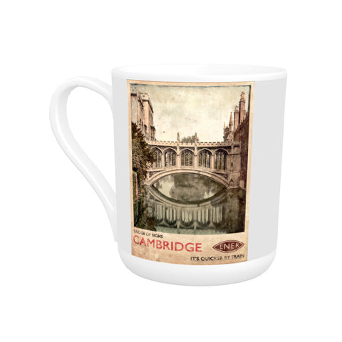 Bridge of Sighs, Cambridge Bone China Mug