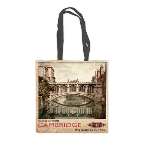 Bridge of Sighs, Cambridge Premium Tote Bag