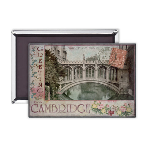 Bridge of Sighs, Cambridge Magnet