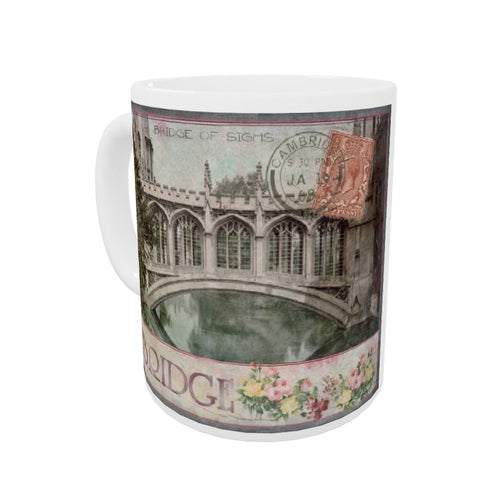 Bridge of Sighs, Cambridge Mug