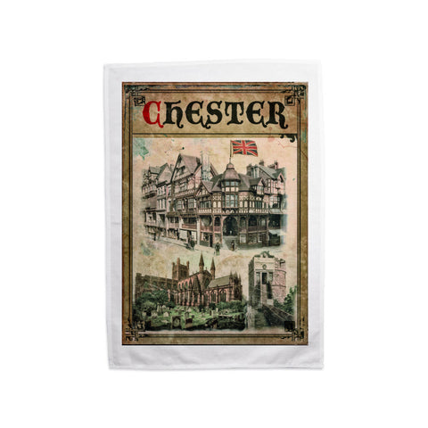 Chester Tea Towel