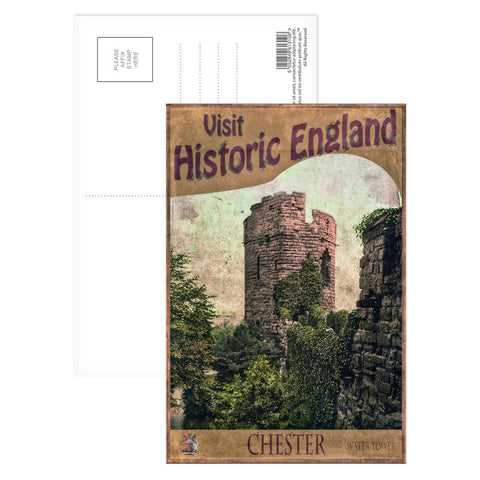 Chester Postcard Pack