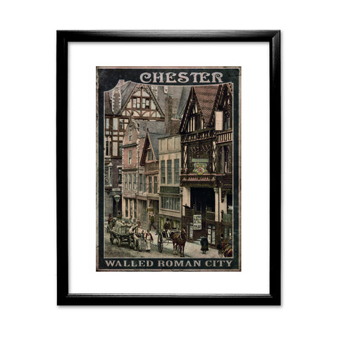 Chester Framed Print