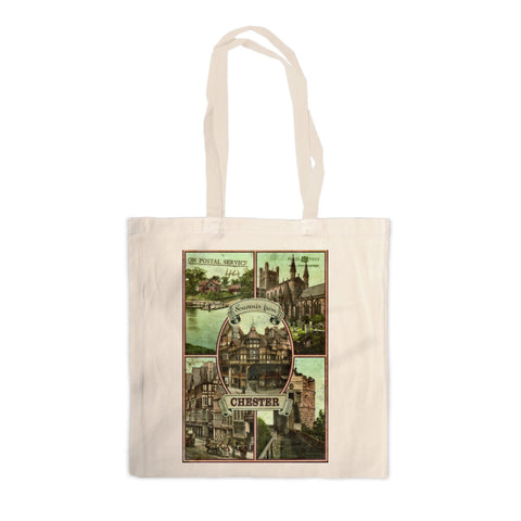 Chester Canvas Tote Bag
