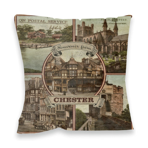 Chester Fibre Filled Cushion