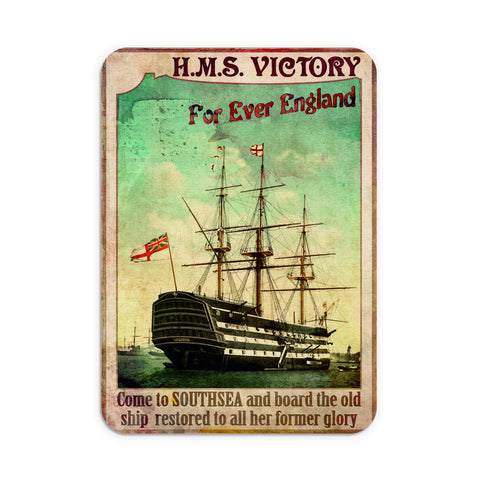 HMS Victory, Southsea Mouse Mat