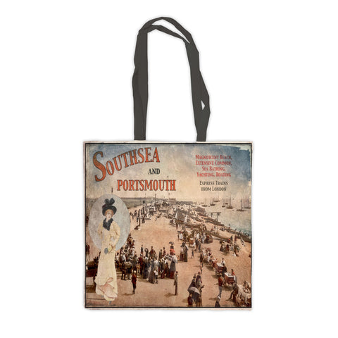 Southsea and Portsmouth Premium Tote Bag