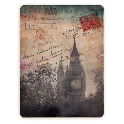 Big Ben, London Placemat