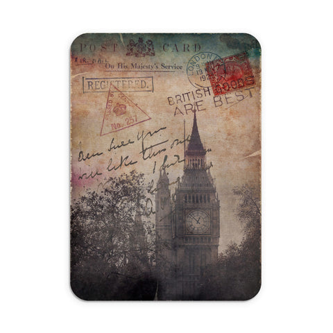 Big Ben, London Mouse Mat