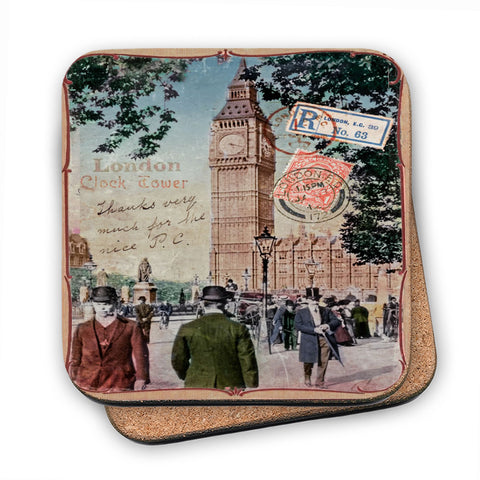 Big Ben, London MDF Coaster