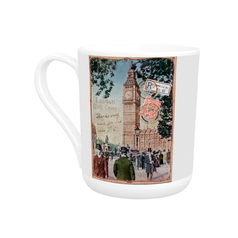 Big Ben, London Bone China Mug