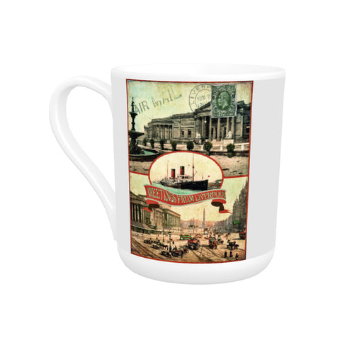 Liverpool Bone China Mug