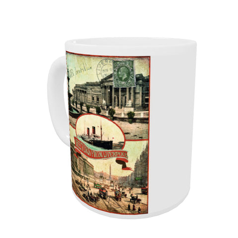 Liverpool Coloured Insert Mug