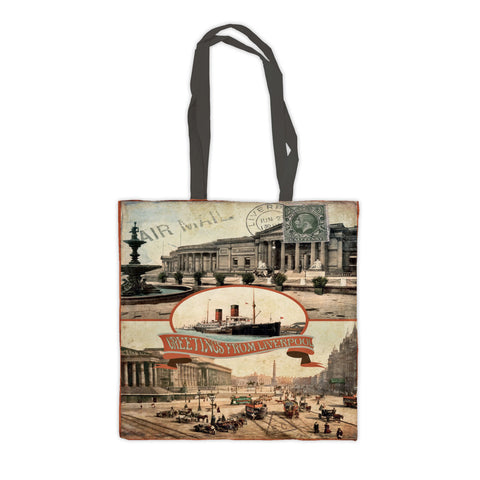 Liverpool Premium Tote Bag